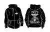 Inhumanus hoodie/zip