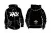 Logo hoodie/zip