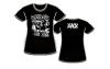 Logo girlie t shirt