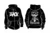 Inhumanus hoodie/zip 2